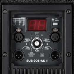 SUB 905-AS II - 2200W Aktif Subbass - Thumbnail