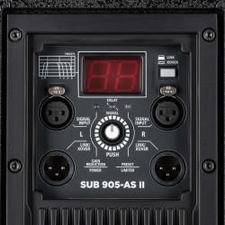 SUB 905-AS II - 2200W Aktif Subbass - Thumbnail