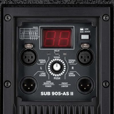 SUB 905-AS II - 2200W Aktif Subbass