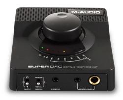 M-Audio - Super DAC Yüksek kaliteli 24-bit - 192 kHz DAC - USB bağlantı