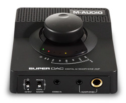 Super DAC Yüksek kaliteli 24-bit - 192 kHz DAC - USB bağlantı - Thumbnail
