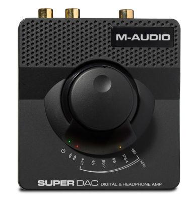 Super DAC Yüksek kaliteli 24-bit - 192 kHz DAC - USB bağlantı