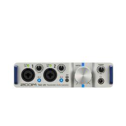 Zoom - TAC-2R Thunderbolt Audio Converter Usb Ses Kartı