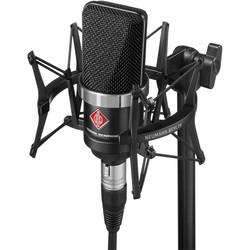 Neumann - TLM 102 bk Large Diyafram Condenser Mikrofon