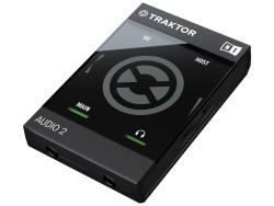 Native Instruments - Traktor Audio 2 MK2 - 2 Kanal DJ'ler için Ses Kartı