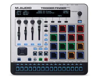 Trigger Finger Pro Drum Pad