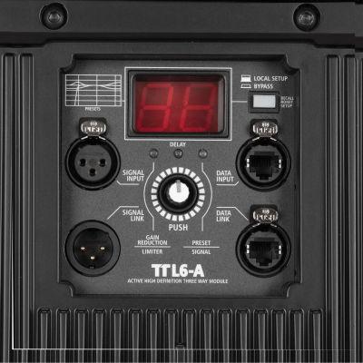 TTL 6-A - 3 Yollu Aktif Line Array Modül