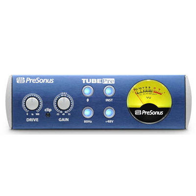 TubePRE V2 Tüplü mono mikrofon preamp