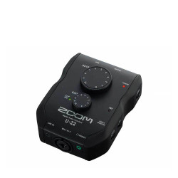 Zoom - U-22 Handy Audio Interface