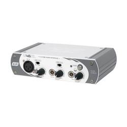 ESI Audio - U46XL - 4-giriş - 6-çıkış USB 2.0 ses kartı