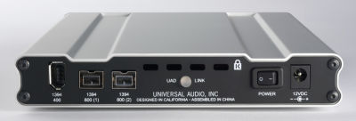 UAD-2 Satellite Quad Core
