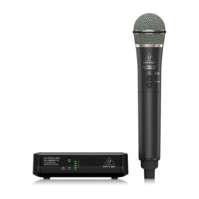 ULM300MIC Kablosuz El Mikrofonu