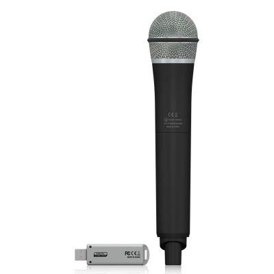 ULM300USB Usb Kablosuz El Mikrofonu