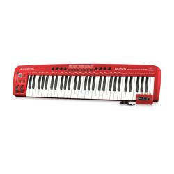 UMX610 Ses Kartlı Usb Midi Klavye - Thumbnail