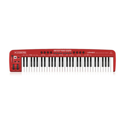 UMX610 Ses Kartlı Usb Midi Klavye
