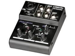 Art - USB Mix - 3 kanal mikrofon, enstrüman, ve Line Mikser