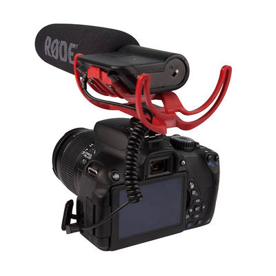 VideoMic Mikrofon (Rycote) hockmount'lu Video Shotgun Mikrofon