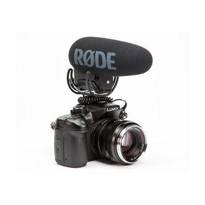 VideoMic Pro+ Profesyonel Kalitede Gelişmiş Video Shotgun Mikrofon