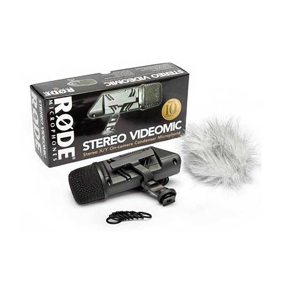 ideoMic Stereo Mikrofon X/Y Stereo Shotgun Video Mikrofon