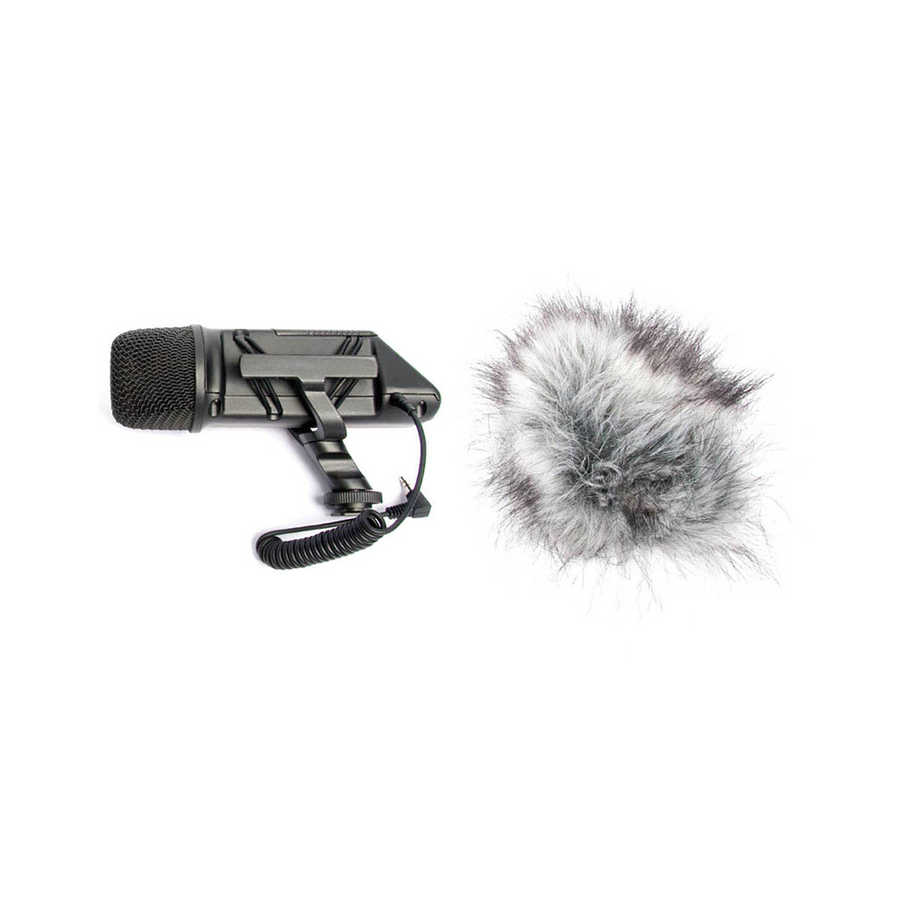 VideoMic Stereo Mikrofon X/Y Stereo Shotgun Video Mikrofon