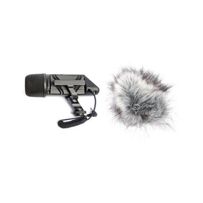 VideoMic Stereo Mikrofon X-Y Stereo Shotgun Video Mikrofon
