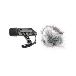 VideoMic Stereo Mikrofon X-Y Stereo Shotgun Video Mikrofon - Thumbnail