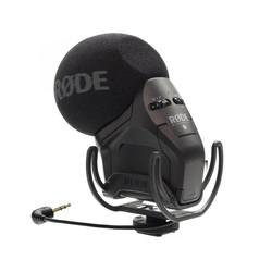 VideoMic Stereo Pro Mikrofon (Rycote Shockmount) - Thumbnail