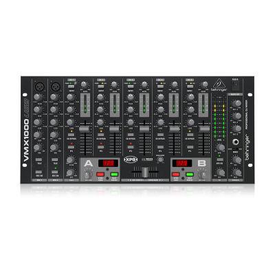 VMX1000USB 7 Kanallı Profesyonel DJ Mikseri