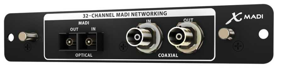 X-MADI X32 İçin Madi Kartı