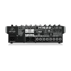 Xenyx X1622USB 16 Kanallı Efektli Mikser - Thumbnail