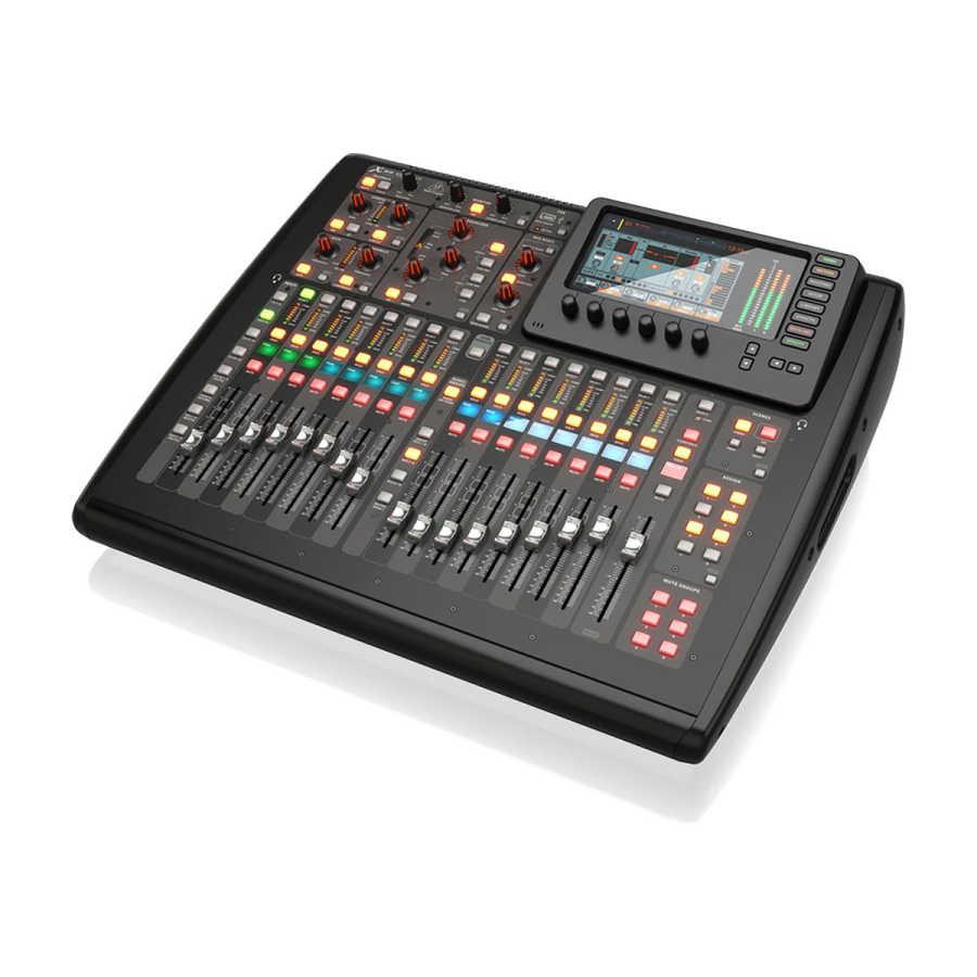 Behringer x32 Compact Dijital Mikser