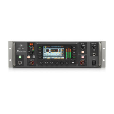 X32 RACK 40 Kanallı Rack Tipi Dijital Mikser