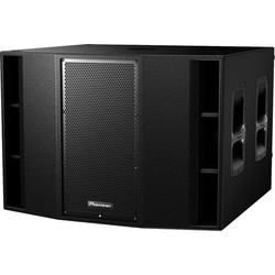 Pioneer - XPRS 215S 15'' Twin Aktif Sub Bass
